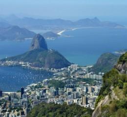Río de Janeiro, Brasil en Enero - Verano 2019