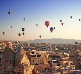 Tesoro de Turquía - 2018
